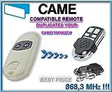 CAME TOP862EV / CAME TOP864EV compatible mando a destancia, 868,3Mhz fixed code CLON, 4-canales reemplazo transmisor Al mejor precio!!!