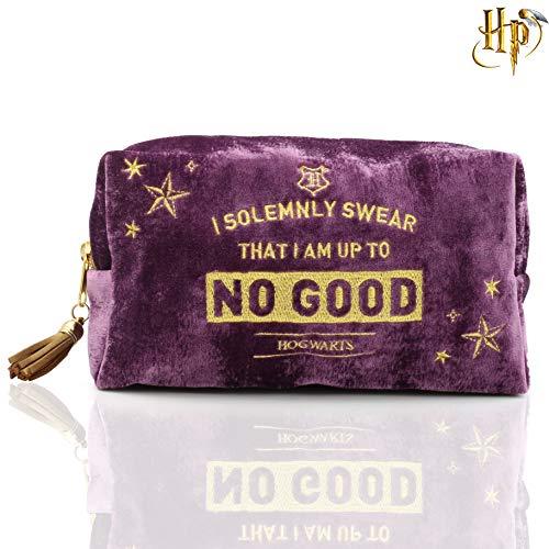 51p5NYSptVL - Harry Potter Neceser de Viaje para Mujer y Niñas Organizador de Bolso Cosmético Accesorios de Viaje Estuche de Maquillaje