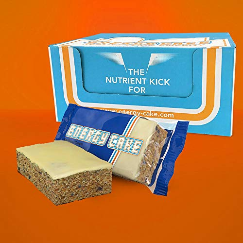 Energy Bar Cookies (Energy Cake E.L.F. Cookies & Cream 24 x 125g, 1er Pack (1 x 3 kg))