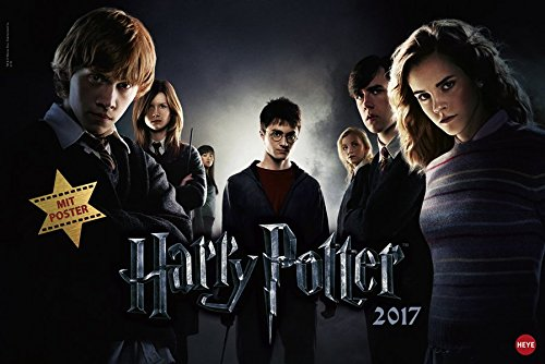 Harry Potter Broschur XL - Kalender 2017