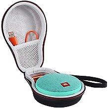 shucase Eva Étui rigide pour JBL Clip 2étanche haut-parleur rechargeable portable. Compatible avec câble USB et chargeur