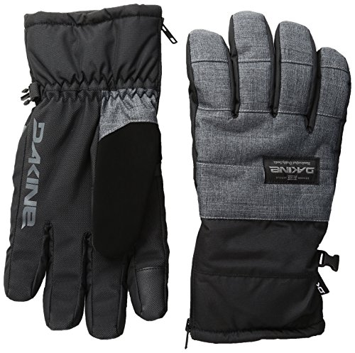 DAKINE Herren Handschuhe Omega Gloves, Carbon, XL, 01300415 (Dakine-fleece-handschuhe)