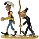 Figura de colección Pixi El enterrador midiendo Lucky Luke 5464 (2004)