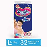 MamyPoko Pants Extra Absorb Diapers, Large (Pack of 32)