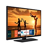 Téléviseur HITACHI de 39' (97,7 cm) / FULL HD 1080p / SMART TV / WIFI / HDMI x3 / USB x1 / VGA-PC