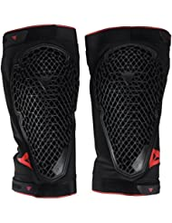 Dainese Trail Skins 2 Elbow Guard protección hombre, Hombre, color negro, tamaño FR : M (Taille Fabricant : M)