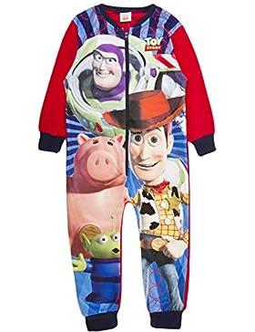 Various - Pijama de una pieza - Manga Larga - para niño