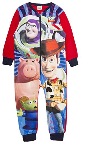 Disney toy story pigiama intero manica lunga in pile-bambino e ragazzo