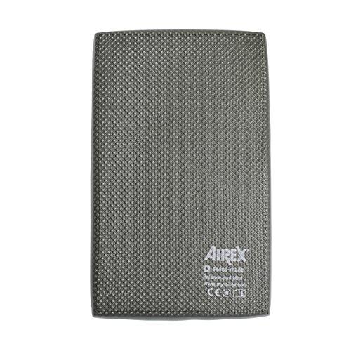 Airex Erwachsene Balance-pad Mini-Lava, grau,