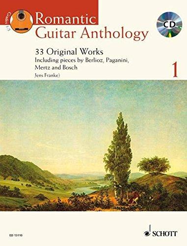 Romantic Guitar Anthology: 33 Original Works: 1 (Schott Anthology Series)