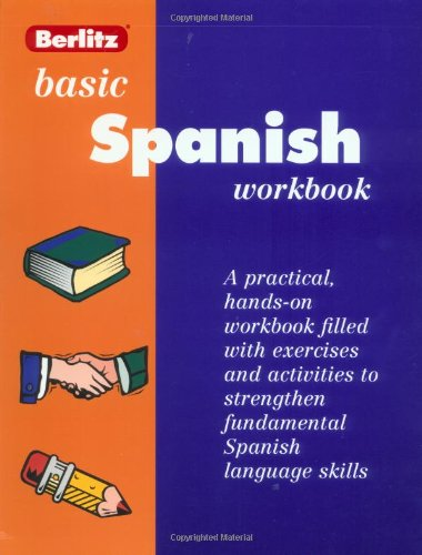 Berlitz Basic Spanish par Berlitz Guides