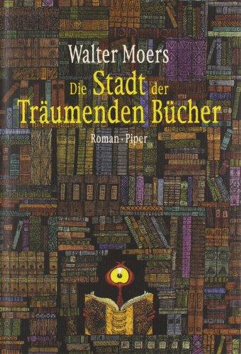 Buchseite und Rezensionen zu 'Die Stadt der Träumenden Bücher' von Walter Moers