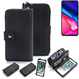 K-S-Trade for Cubot P201 Mobile Phone Case & Wallet