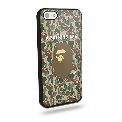 creative-good-bape-a-bathing-ape-amry-texture-for-iphone-and-samsung-galaxy-tpu-case-iphone-5-5s-bla