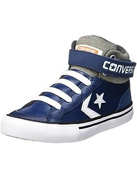 Converse Pro Blaze Strap Hi Navy/Storm Wind/White - Zapatillas Unisex niños