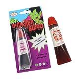 Inception Pro Infinite Gefälschtes Blut für Verkleidungen und Tricks Karneval - Halloween