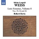 Lute Sonatas, Volume 8