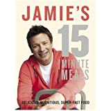 Jamie's 15-Minute Meals by Jamie Oliver (2012-09-27)
