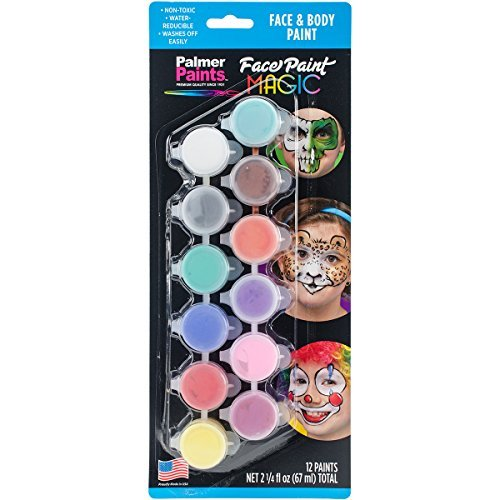 Palmer Paint Pot (Palmer Face & Body Paint Pots, Basics by Palmer)