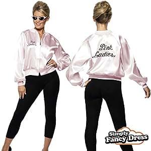 Smiffy's Pink Lady Jacket - Small