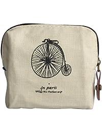 Sannysis® Mini Retro bolsa con monedas; Tarjeta Monedero del bolso de la caja;