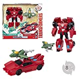 TRANSFORMERS Robots In Disguise - Robot Combiner Force pack de 2 Great Byte et...