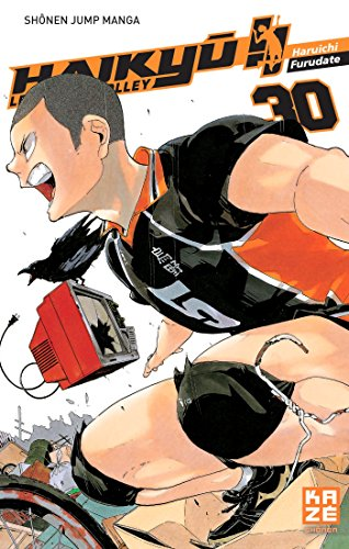 Haikyu!! Les AS du Volley Edition simple Tome 30