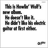 The Howlin' Wolf Album [Vinyl LP]