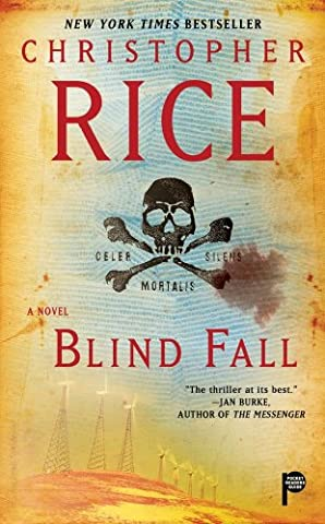 Blind Fall: A Novel (Christopher Us Marine)