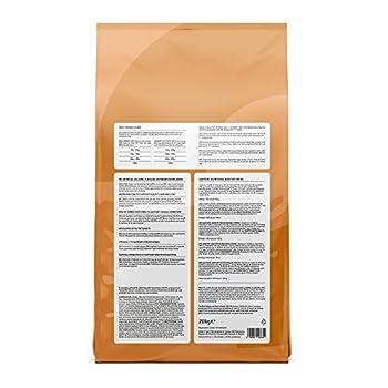 Marque Amazon - Solimo - Croquettes complètes pour chien adulte,riche en dinde avec pois,  1 Pack de 20 kg