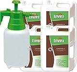 ENVIRA Anti-Spinnen-Gift 4x2Ltr+2Ltr Sprüher
