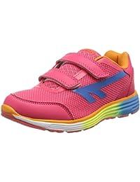 Hi-Tec Pajo Ez Junior, Zapatillas de Deporte para Exterior para Niñas