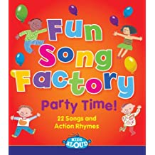 Partytime at the Fun Song Factory