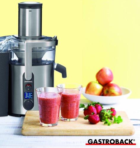 Gastroback 40138 Design Multi Juicer Digital - 3