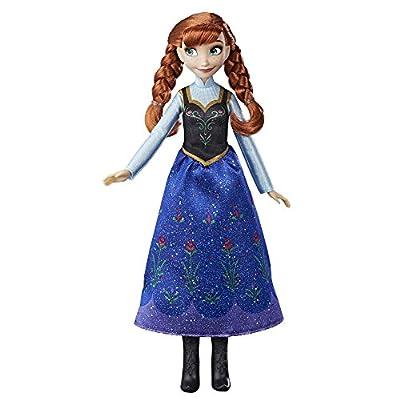 Princesas Disney Frozen - Anna de Hasbro