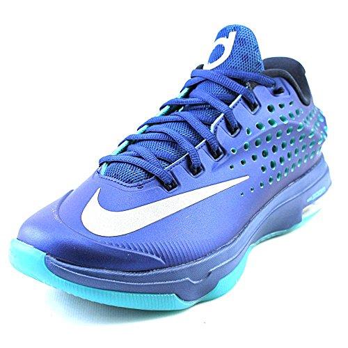Herren Kd Vii Elite Basketball-Schuh-Gym Blau / lt Retro / met Silber 724349-404 Grö�e 9 (Nike Herren 7 Kd Schuhe)