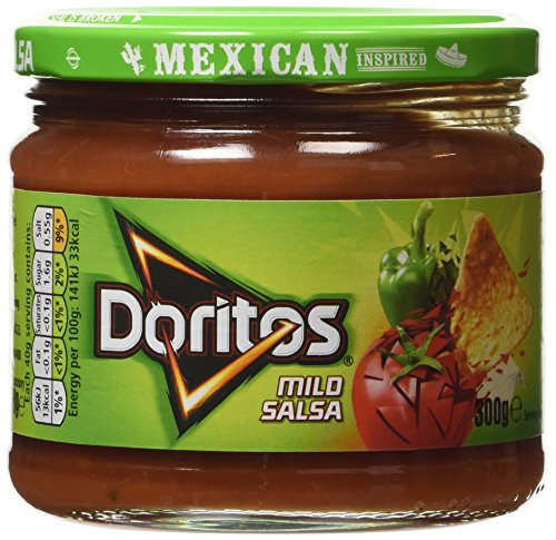 Doritos Salsa Douce Immersion 300G