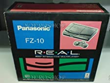 3DO Panasonic FZ10 Deutsche Konsole