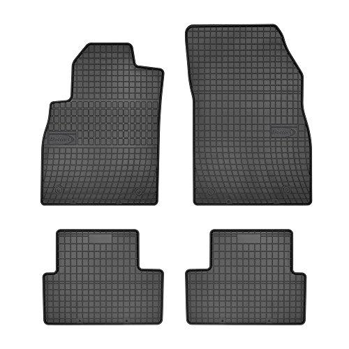 Bottari 39675 Set de 4 tapis de sol sur mesure en caoutchouc pour Astra 2009 - 2015