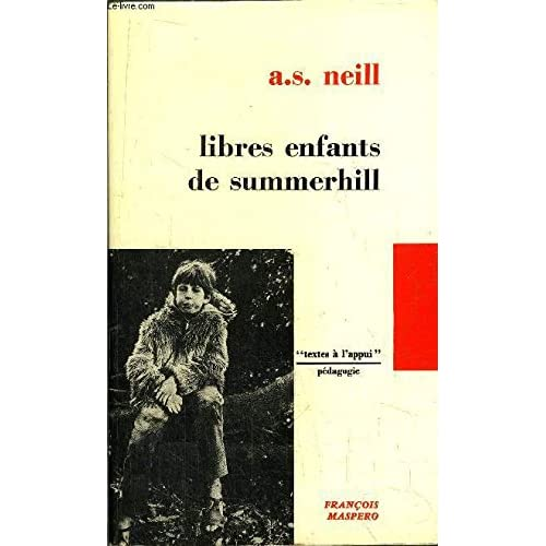 Libres enfants de Summerhill