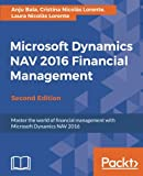 Microsoft Dynamics NAV 2016 Financial Management -
