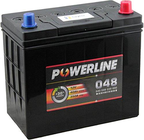 048 Powerline Auto Batteria 12V