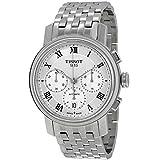 Tissot Reloj de hombre automático 42mm correa de acero caja de T0974271103300