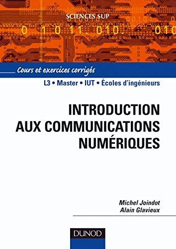 Introduction aux communications numériques par Michel Joindot
