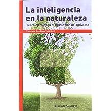 La Inteligencia En La Naturaleza (Fronteras)