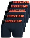JACK & JONES Unterhosen 5er Pack 5er Pack Navy S