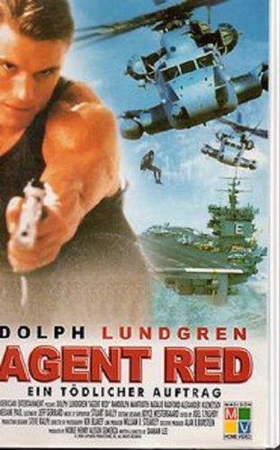 Agent Red - Ein tödlicher Auftrag [VHS]