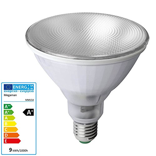 Megaman Pflanzenlampe LED-Pflanzenlampe 133mm 230V E27 12W Reflektor 1St.