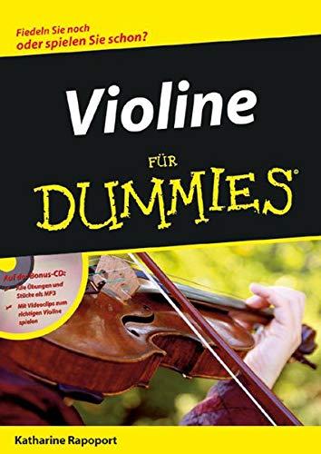 Violine für Dummies (Violin Basics)