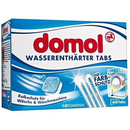domol Wasserenthärter Tabs 60x 15 g (900g)